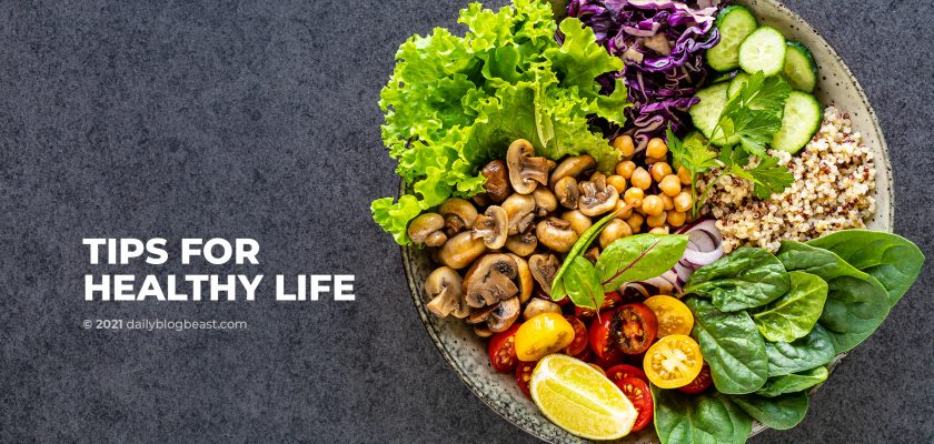 tips for health life