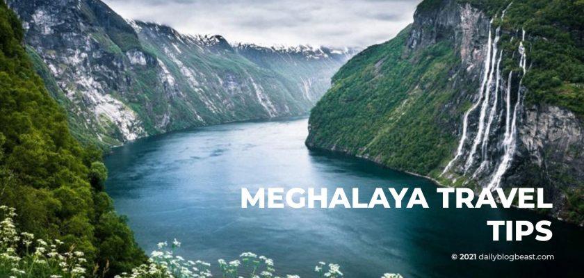 Meghalaya travel tips for beginner