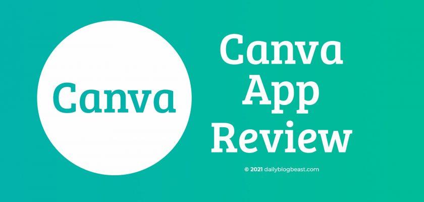 canva app review