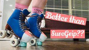 roller skating grip