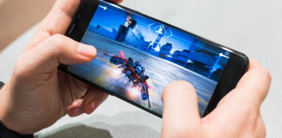 video gaming phone